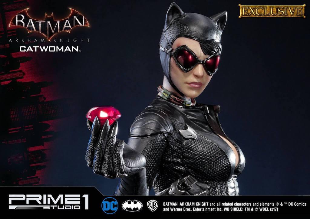 Prime 1 Studio Batman: Arkham Knight – Catwoman Statue Pre-Orders