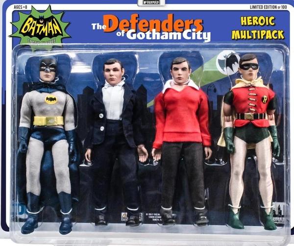 Figures Toys Company DC Super Friends Retro 8″ Figure BigBadToyStore Exclusives