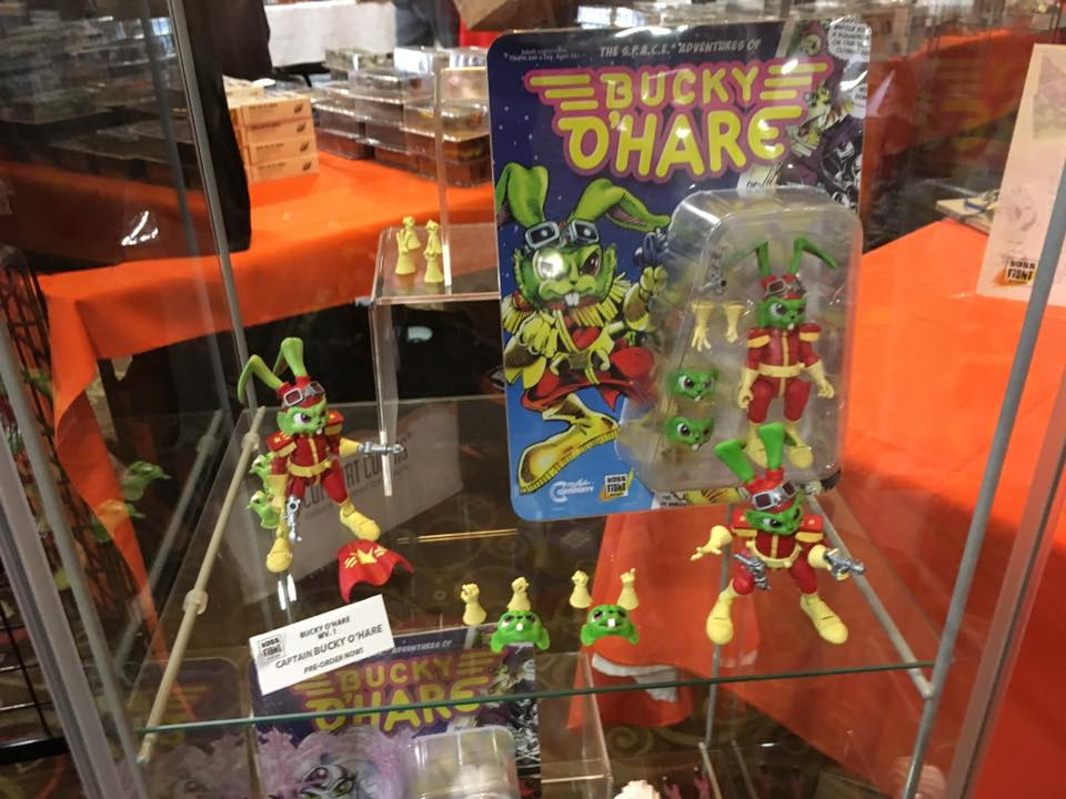Boss Fight Studio Announces New Figures Of Bucky O'Hare, Jenny & More
