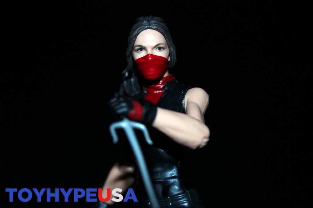 Hasbro Marvel Legends 6″ Marvel Knights MCU Elektra Figure Review