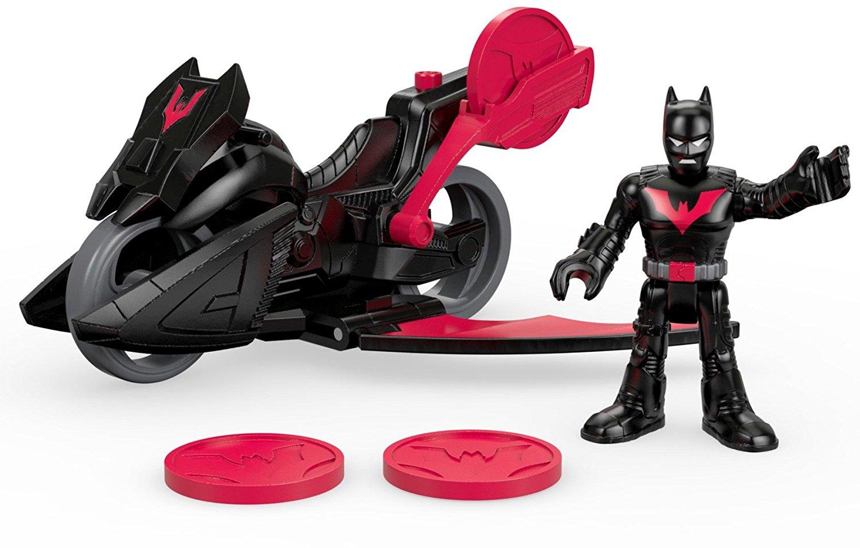 Fisher Price Imaginext DC Super Friends Batman Beyond Figure