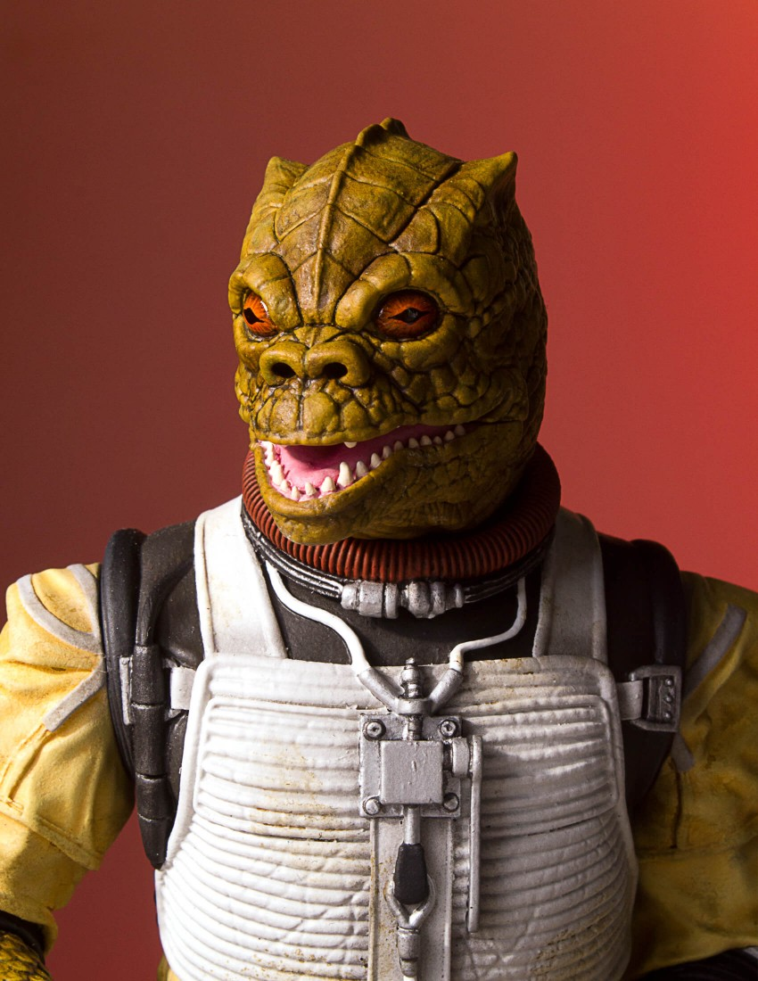Gentle Giant Star Wars Bossk 1/8th Scale Statue