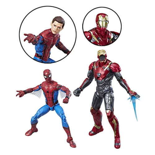 Hasbro Marvel Legends Spider-Man: Homecoming – Spider-Man & Iron Man Figure 2-Pack Pre-Orders