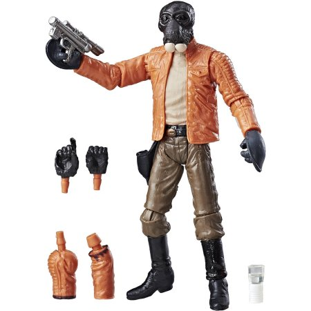 Hasbro Star Wars The Black Series Wal-Mart Exclusive Ponda Baba & More 3 3/4″ Figures In-Stock