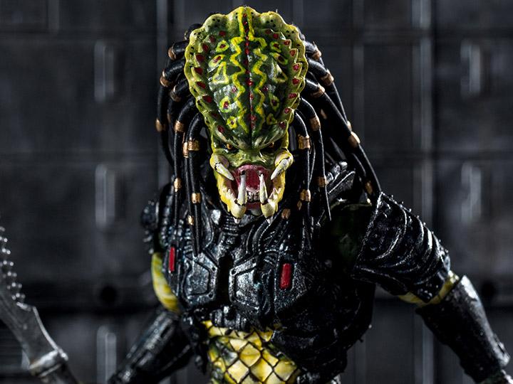 Hiya Toys Stalker Predator & Lost Predator 1/18th Figures
