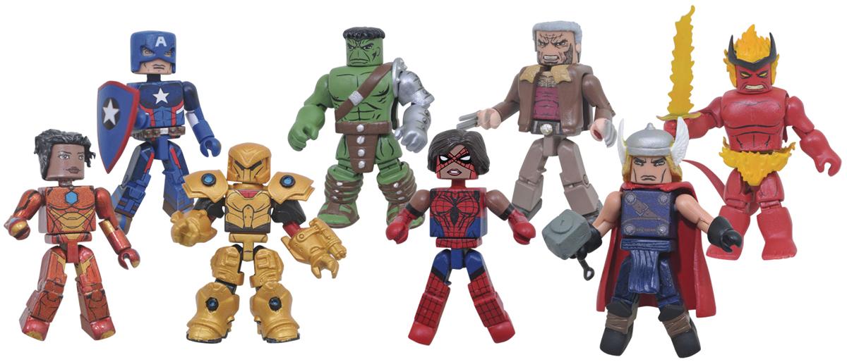 Diamond Select Toys Solicitations – The Flash, Kingdom Hearts, Thor Ragnarok & More