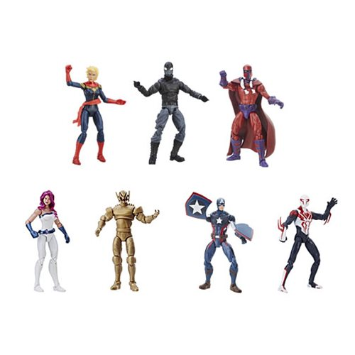 Hasbro Marvel Legends 3 3/4″ Figures Wave 5 Jessica Jones & More On Amazon – Big Savings Too