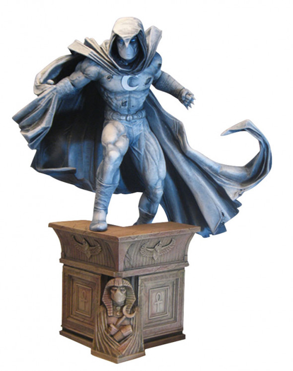 Entertainment Earth: Iron Man, Moon Knight, Metroid, Space Ghost & More