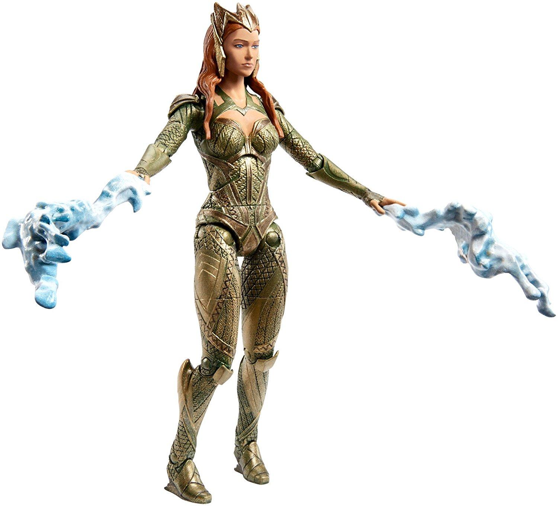 Mattel DC Multiverse – Justice League Movie 6″ Mera Figure Now $9.69 On Amazon
