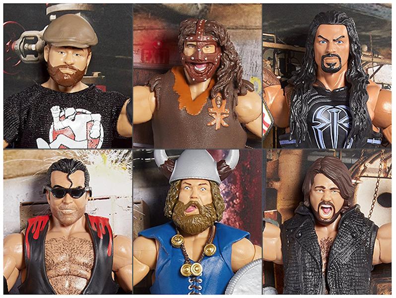 Mattel WWE Elite Collection Series 51 Figure Pre-Orders