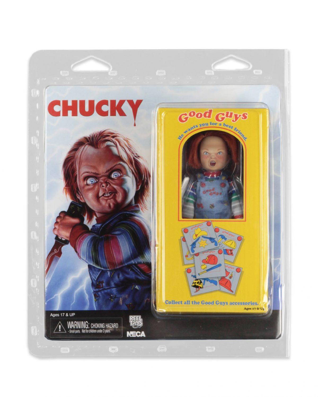 NECA Toys Shipping This Week – Chucky, Ash Vs Evil Dead Ashy Slashy & More