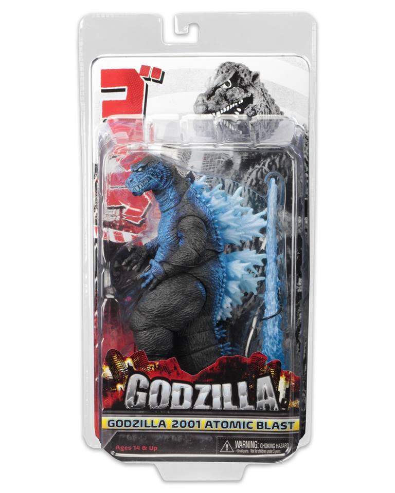 NECA Toys Atomic Blast 2001 Godzilla On Amazon & eBay Storefronts