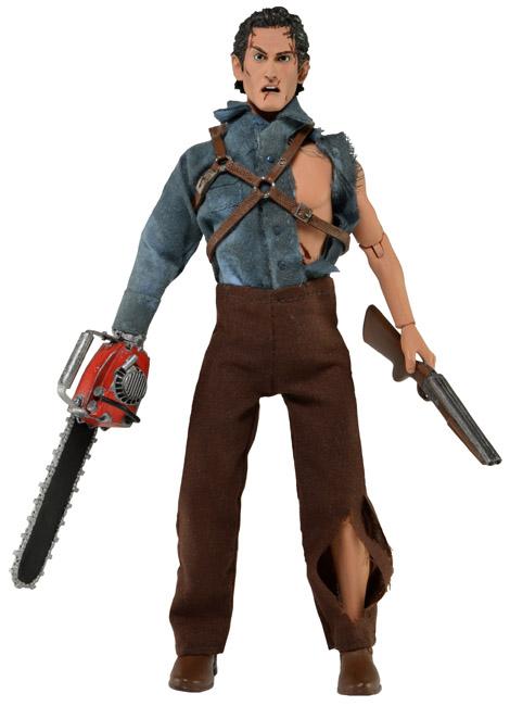 NECA Toys Evil Dead2 – 8″ Clothed Figure – Hero Ash On Amazon & eBay Storefront