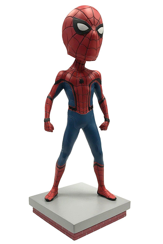 NECA Toys Spider-Man: Homecoming Head Knocker On Amazon & eBay Storefront