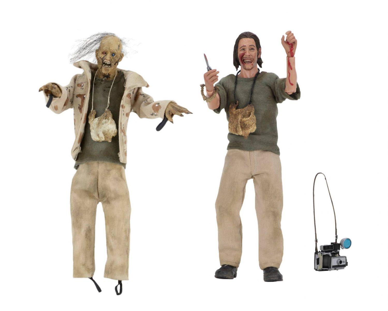 NECA Toys Texas Chainsaw Massacre 8″ Nubbins Sawyer Collector's Figure Set