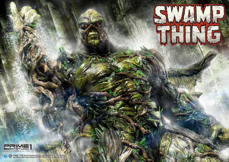 Prime 1 Studio DC Comics Swamp Thing Statue