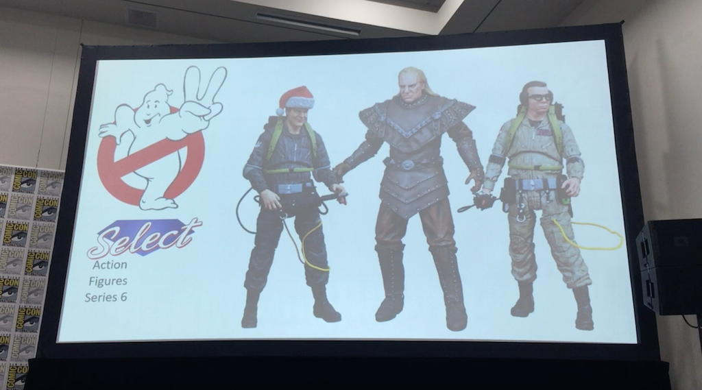 SDCC 2017 – Diamond Select Toys – Select Figures & More Panel Video Coverage