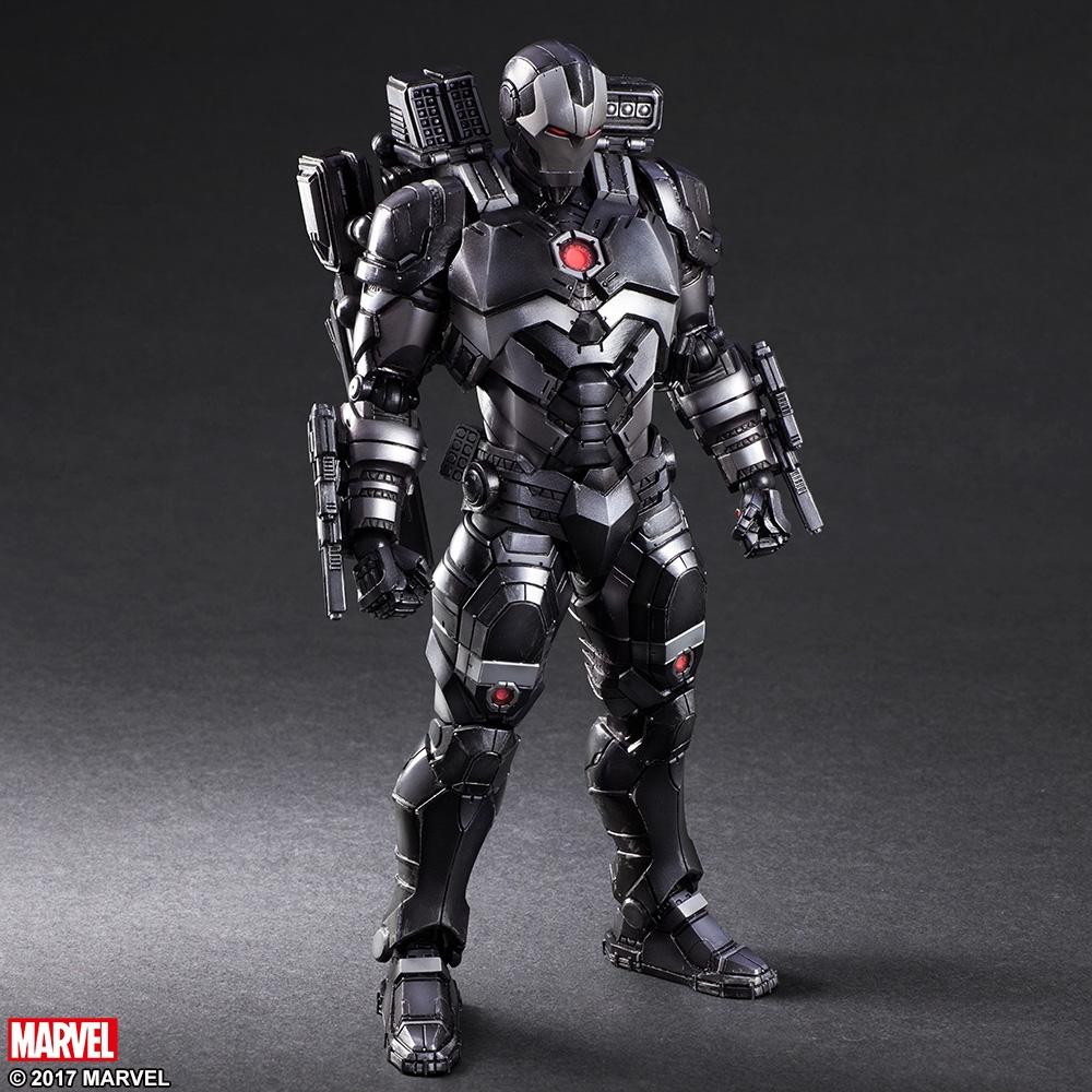 Square Enix: Play Arts Kai War Machine Marvel Universe Variant Figure