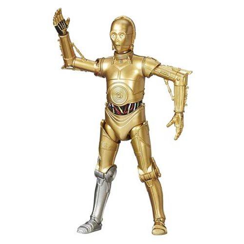 Hasbro Star Wars The Black Series 6″ C-3PO Figure Pre-Orders On Entertainment Earth