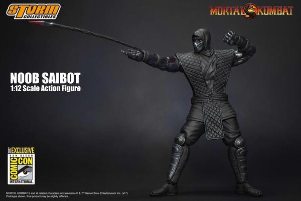 Storm Collectibles Mortal Kombat SDCC 2017 Exclusive Noob Saibot Figure Pre-Orders
