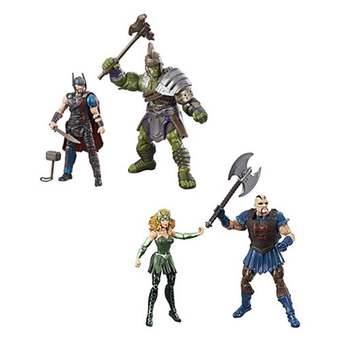 Hasbro's Marvel Legends 3 3/4″ Enchantress & Executioner Figure 2 Pack Now $4.97 On Amazon
