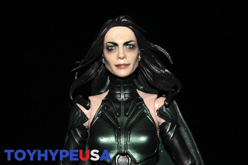 Hasbro Marvel Legends 6″ Thor: Ragnarok Series MCU Hela Figure Review
