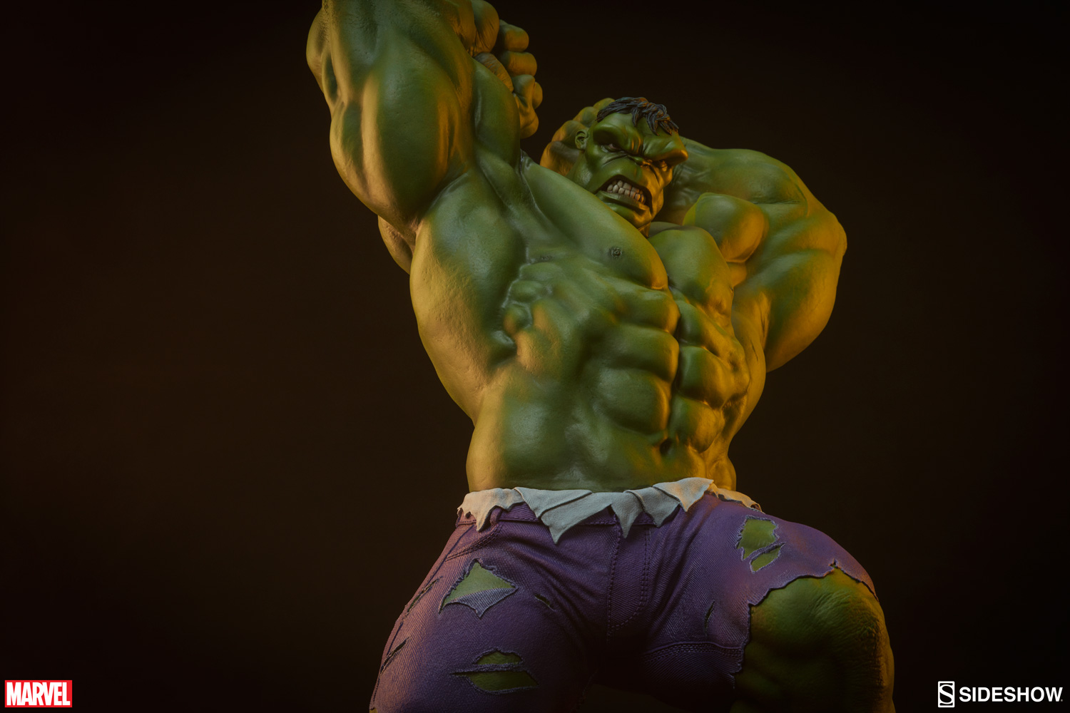 Sideshow Collectibles The Incredible Hulk Statue Pre-Orders