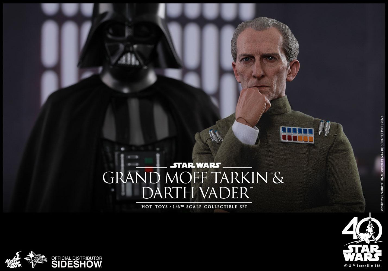 Hot Toys Star Wars Grand Moff Tarkin Sixth Scale Figure Pre-Orders