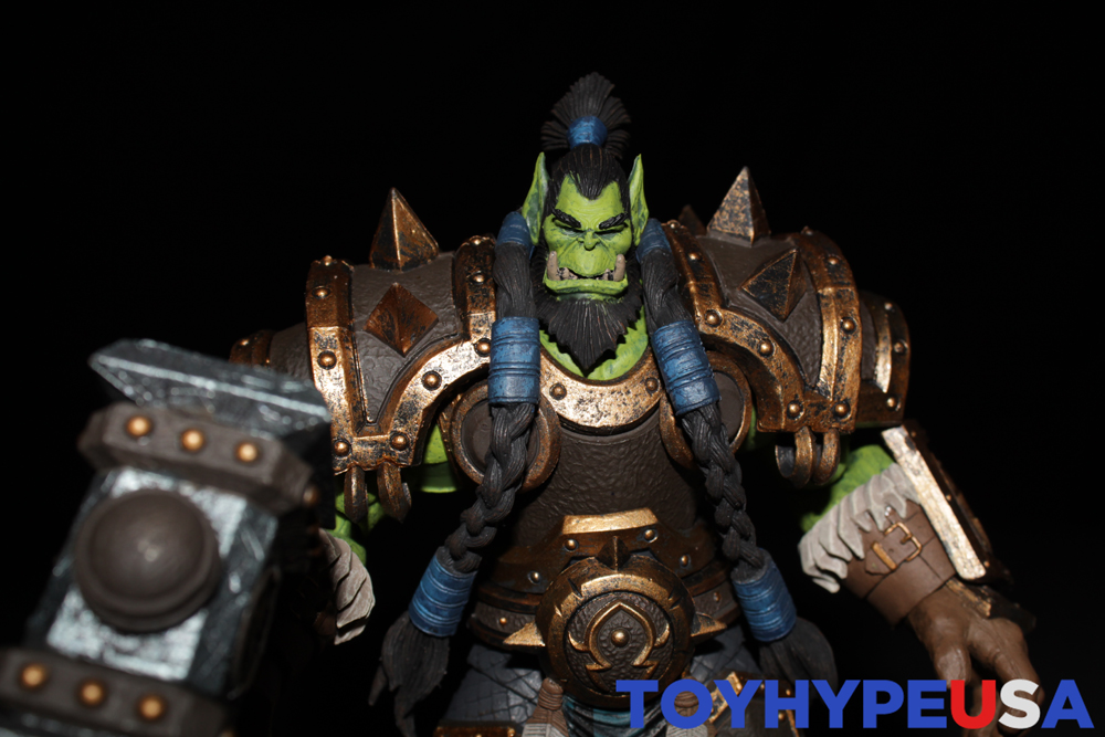 NECA Heroes Of The Storm Series 3 Thrall (Warcraft) Figure Review