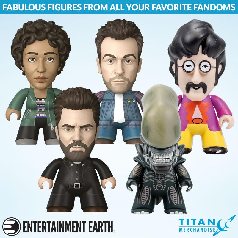 Entertainment Earth: LEGO Ninjago Daily Deal, Ashy Slasy, Godzilla, Chucky & More