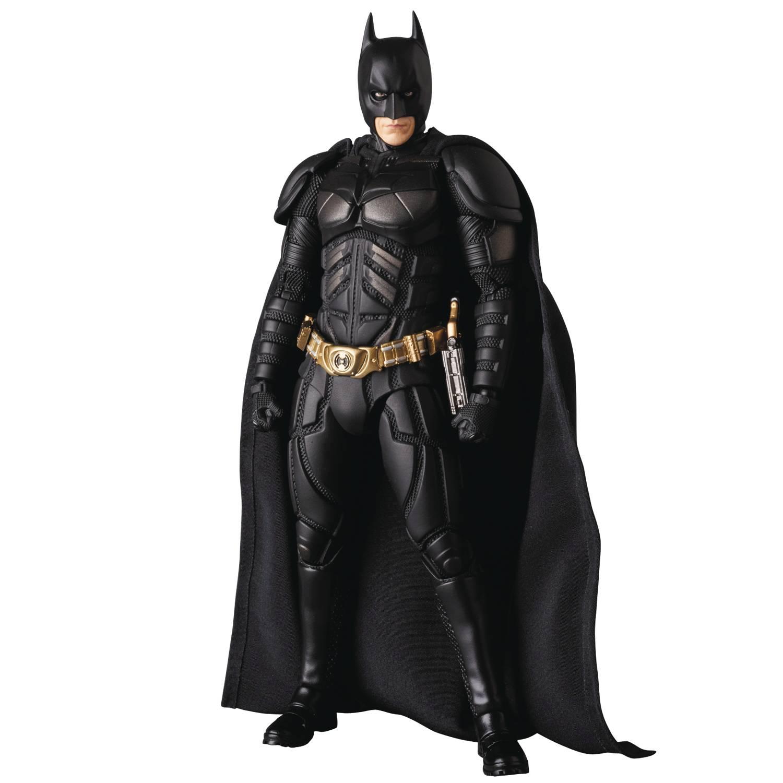 Medicom The Dark Knight Rises – Batman MAFEX Version 3.0 Previews Exclusive Figure
