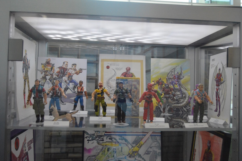 HasCon 2017 – G.I. Joe Showroom Coverage