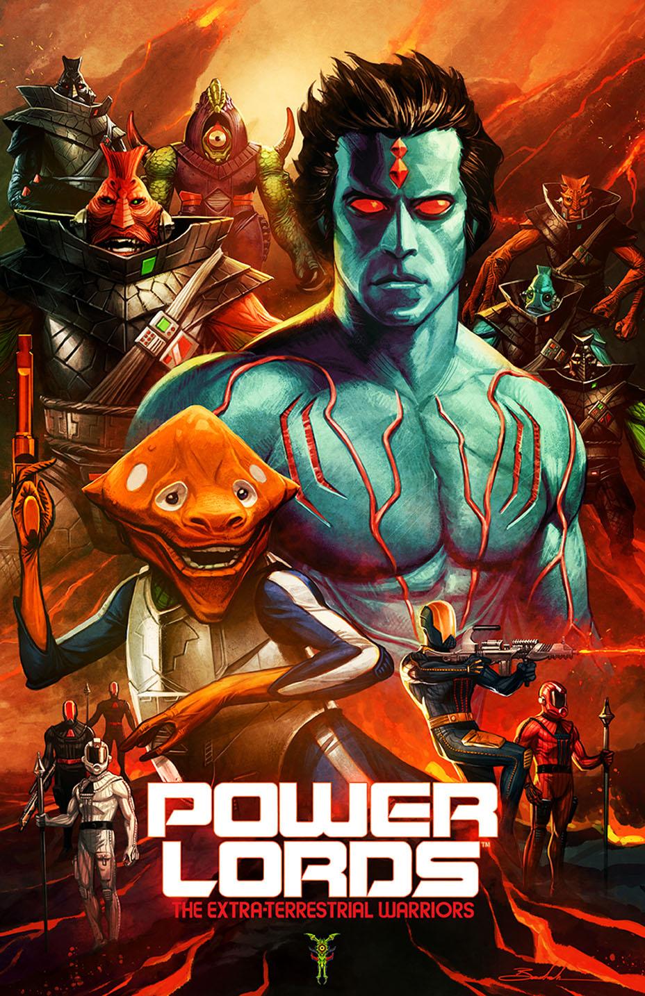 Four Horsemen Studios – Power Lords Return Figure Pre-Orders Begin Friday