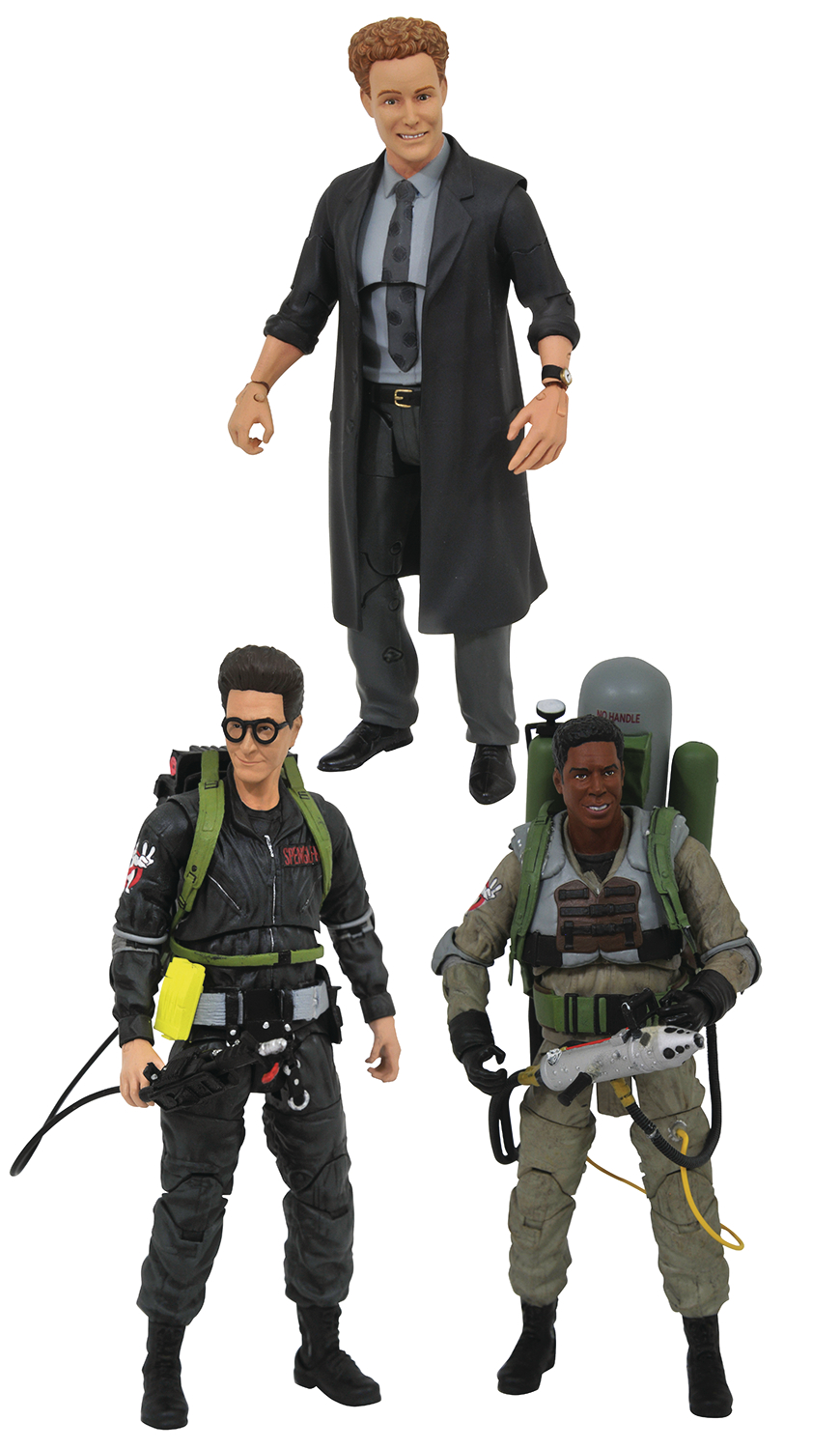 Diamond Select Toys Shipping This Week – Ghostbusters 2 Select Series 7