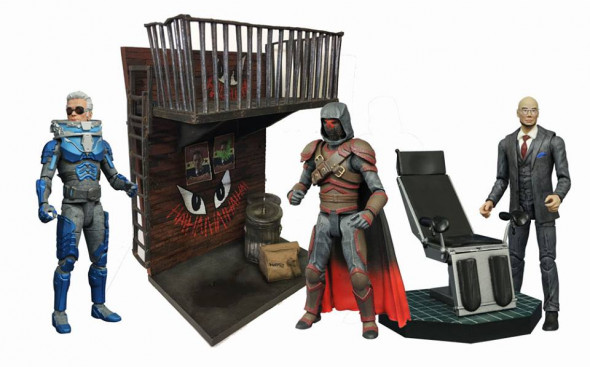Diamond Select Toys On Sale Now –  Gotham, Harley Quinn, Watchmen & More