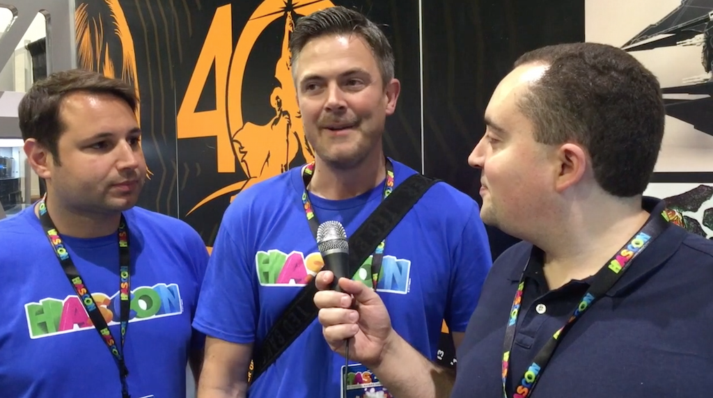HasCon 2017 – Video Interview With Star Wars Brand Team