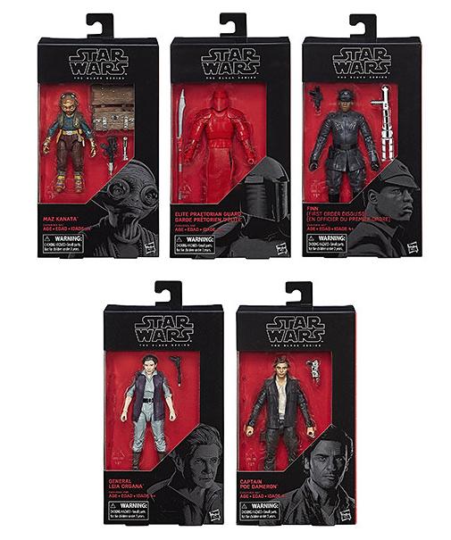 Hasbro Star Wars The Black Series Wave 13 Pre-Orders At GameStop