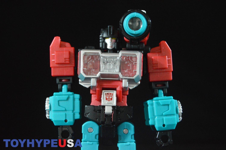 Hasbro Transformers Titans Return Preceptor & Convex Figure Review