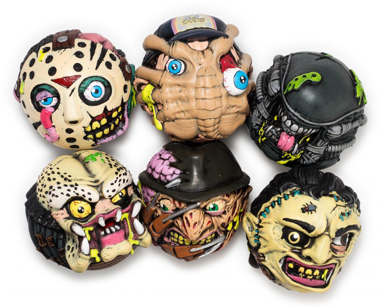 NECA Toys & Kidrobot Partner To Offer Exclusive Madballs At Best Buy