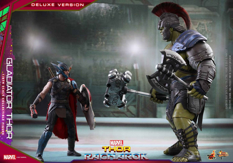 Hot Toys Thor: Ragnarok Gladiator Thor Sixth Scale Figure