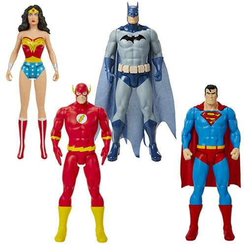 Jakks Pacific DC Universe 20-Inch Big Figs Wave 5 Pre-Orders