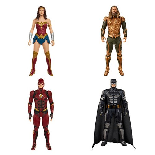 Jakks Pacific Justice League Movie 20″ Big Figs Wave 2 Available Now