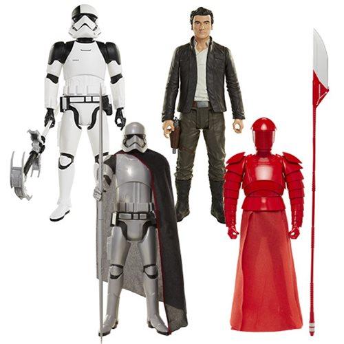 Jakks Pacific Star Wars: The Last Jedi 20″ Figures Wave 2 Revealed