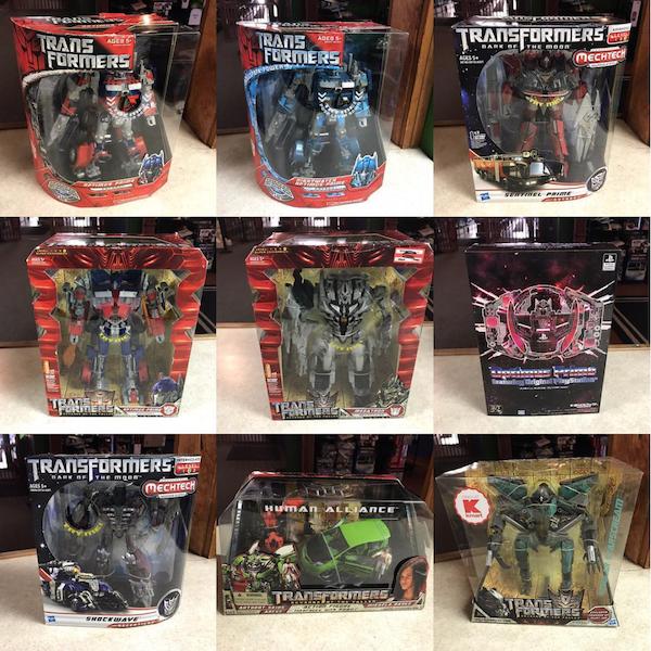 Kokomo Toys eBay Store Update – Transformers Dark Of The Moon, ROTF & Universe Toys