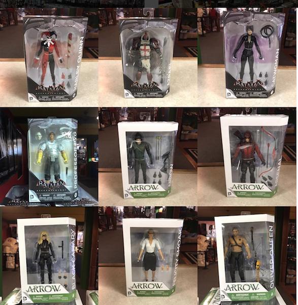 Kokomo Toys eBay Store Update – Huge Restock Of DC Collectibles Figures