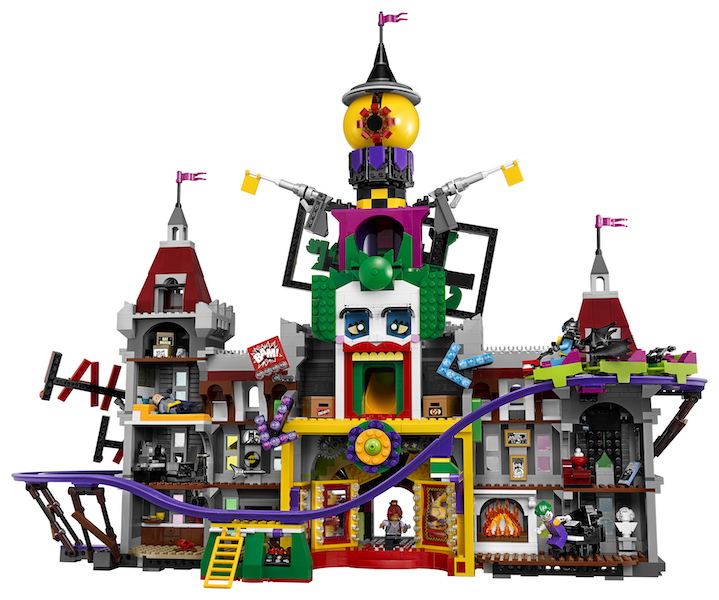 LEGO Batman Movie – 70922 The Joker Manor Set Now $229 On Amazon