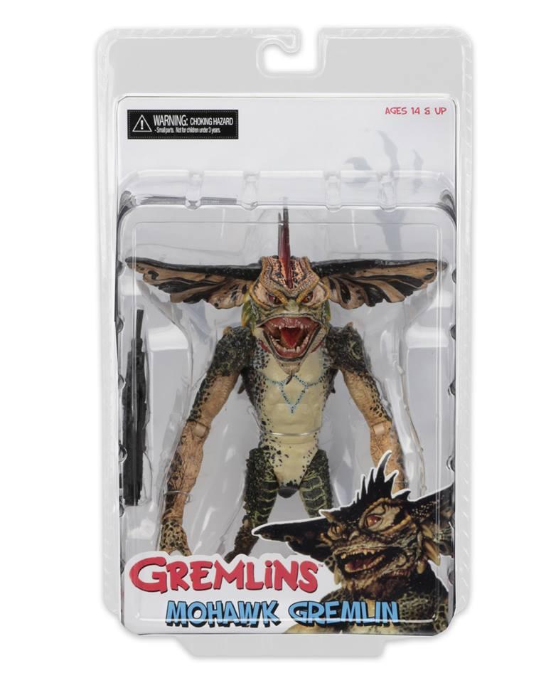 NECA Toys Gremlins 2: The New Batch 7″ Mohawk Figure On Amazon & eBay Storefront