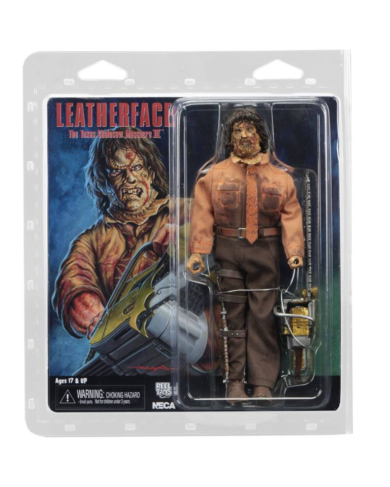 NECA Toys Shipping This Week – Weird Al, Texas Chainsaw 3 Leatherface, & 1/4″ Jungle Demon Predator