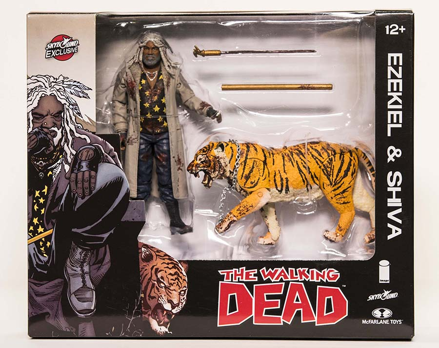 McFarlane Toys & Skybound New York Comic-Con 2017 Exclusives