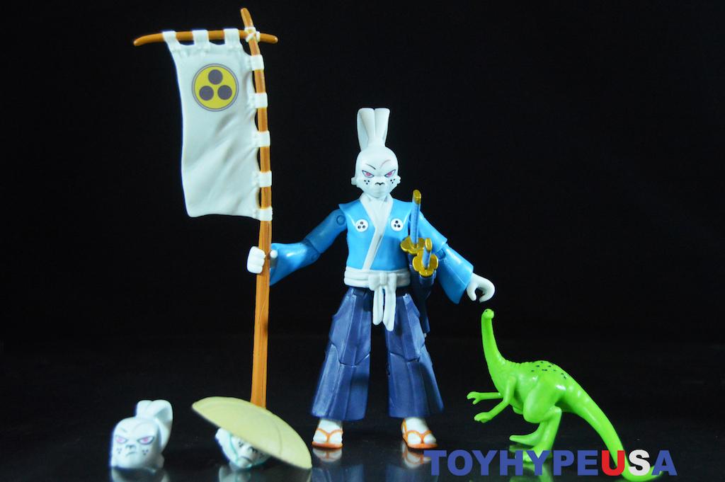 Playmates Toys SDCC 2017 Exclusive Deluxe Usagi Yojimbo Figure Review